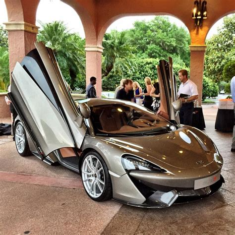 by caitlin duffy april 27 2015 shares 17 mclaren 570s reveal at dimmitt automotive autofluence