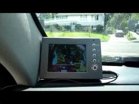 peak wireless backup camera install / review (pkc0rb