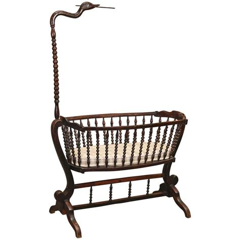 antique style baby cribs antique baby crib at 1stdibs