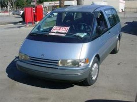 importarchive toyota previa 1991 1997 touchup paint codes and color galleries