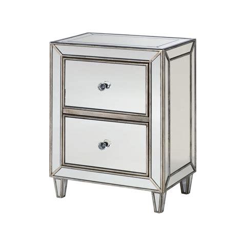 2 drawer dresser with mirror hammary hidden treasures mirror two drawer chest beyond
