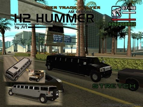 Limo Places by The Gta Place Amg Hummer H2 Limousine