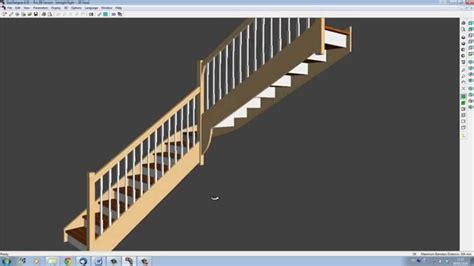 youtube stair layout stairs design software modify your staircase design in