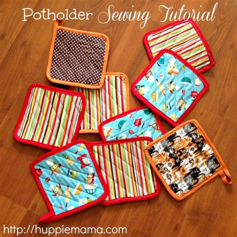 patterns for a for all time potholder sewing tutorial my used to do this all the