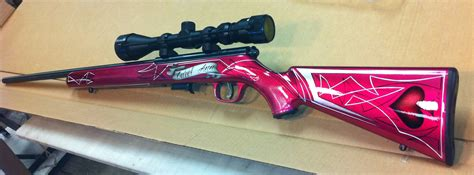 Handmade Rifle - custom painted guns www pixshark images galleries