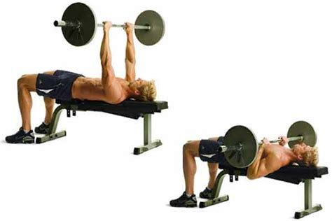 max bench press workout 6 technique points to increase bench press weight