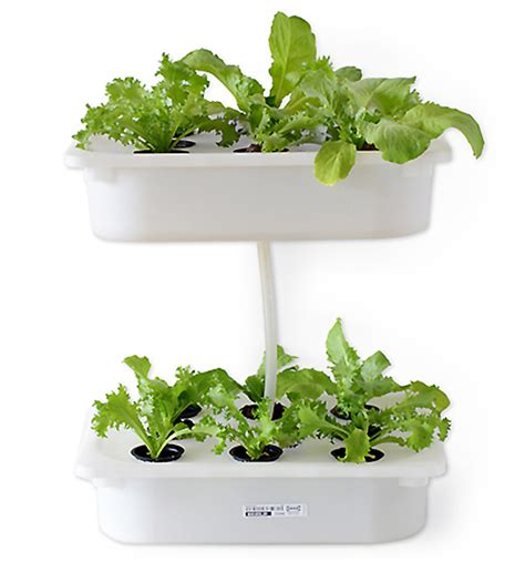 ikea vertical garden how to build indoor hydroponic gardens using ikea storage