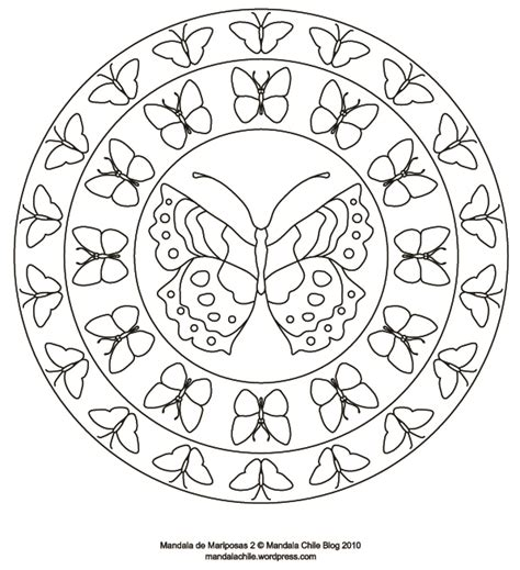 imagenes de mandalas mariposas dibujos de mandalas de mariposas para pintar colorear