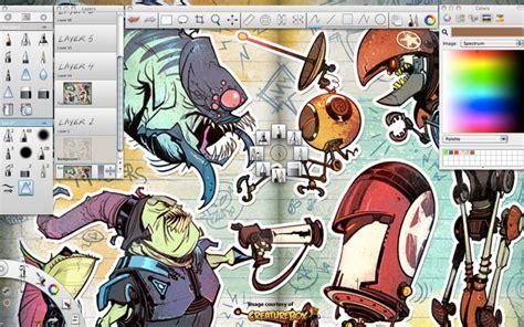 sketchbook pro v 3 7 2 autodesk sketchbook pro 2011 5 1 app mac lisisoft