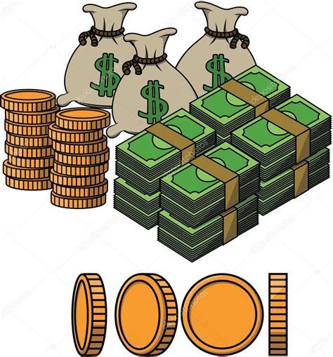imagenes satanicas para el dinero ilustraci 243 n de dibujos animados de saco dinero vector de
