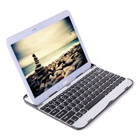 Samsung Tab 3 P211 aluminium wireless bluetooth keyboard for samsung
