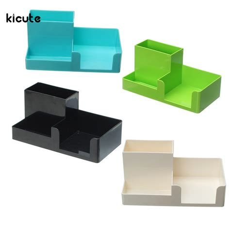 container store desk organizer multifunctional candy color pen holder container desk