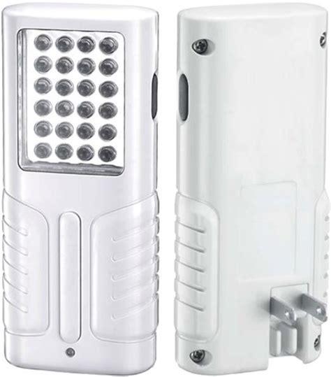 battery pack for plug in lights durofix rl435 li ion 4v plug in power outage led light 2