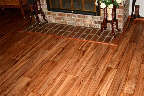 linoleum flooring that looks like wood alyssamyers
