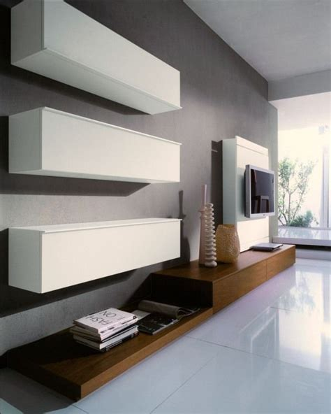 Indian Tv Unit Design Ideas Photos by 20 Ideas On How To Integrate A Tv In The Living Room