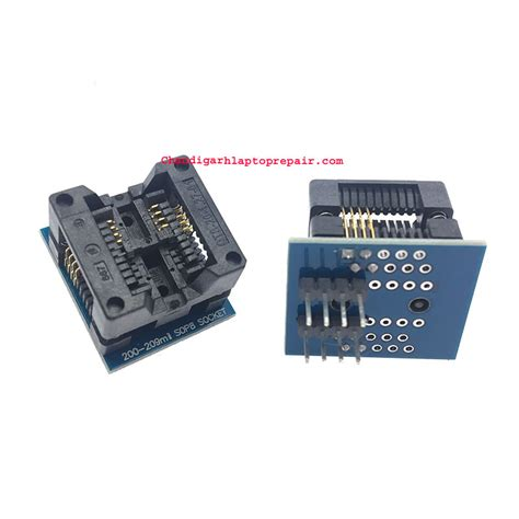 Adapter Ic Programmer Sop8 To Dip8 200 Ml sop8 to dip8 wide 200 209mil socket soic8 dip8 sop8 to dip8 ic programmer adapter 200 209mil sop