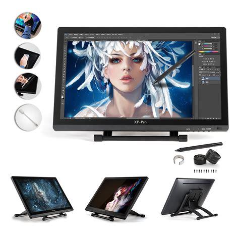 aliexpress desktop view xp pen 21 5 quot hd ips graphic tablet interactive monitor