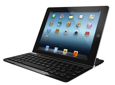 logitech ultrathin keyboard cover for promises six month battery slashgear
