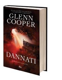 la libreria dei morti libri cultura glenn cooper presenta dannati con un