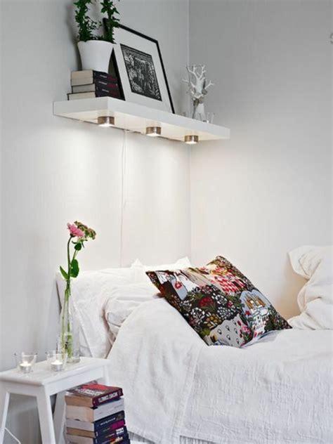 Schlafzimmer Regal über Bett by Kleines Schlafzimmer Einrichten 80 Bilder