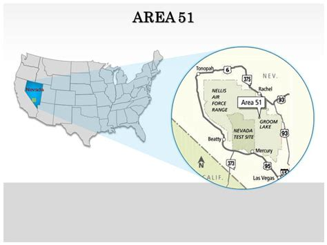 area 51 map area 51 usa map my