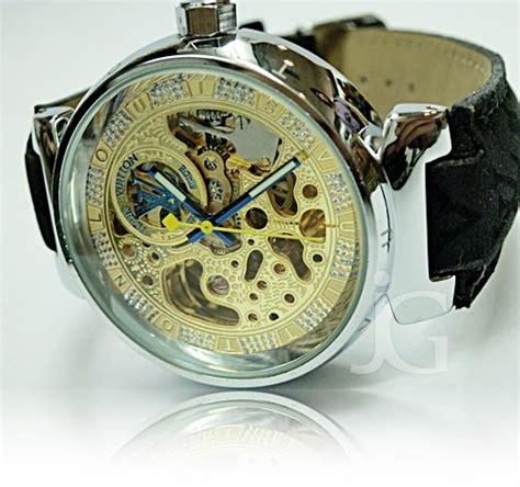 Ready 4 Pilihan Warna Louis Vuitton Jam Tangan Trendyrolex Gc Guess 3 louis vuitton skeleton leather rp 185 000