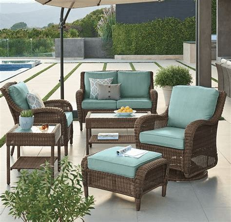 kohl s 40 off sonoma patio furniture extra 15 off