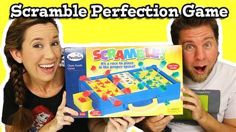Headl Scramble scramble perfection to