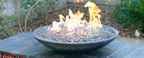 Decorative Fire Glass Glass Firepits