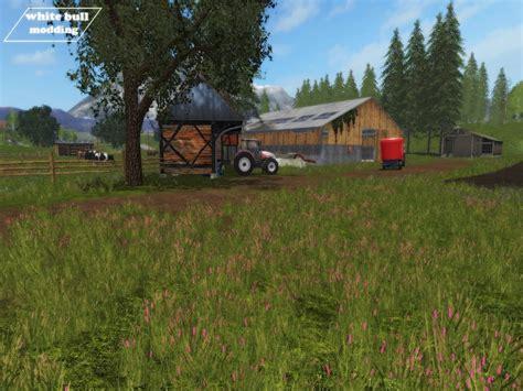 small and mountainous map v 1 0 fs 17 farming simulator