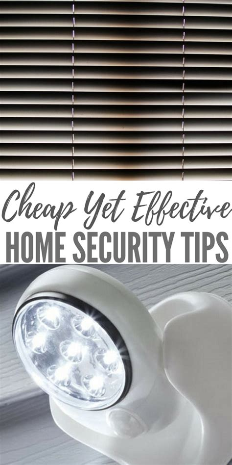 cheap home security home design