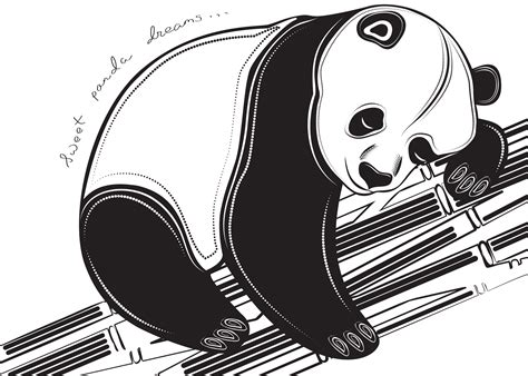 tribal panda tattoo cliparts co