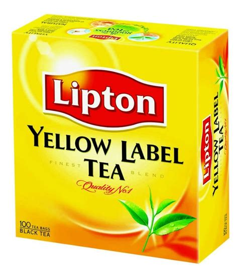 Teh Lipton Yellow Label Tea things i all things krush