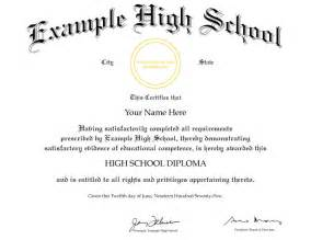 High School Diploma Template Free by High School Diploma Template Images