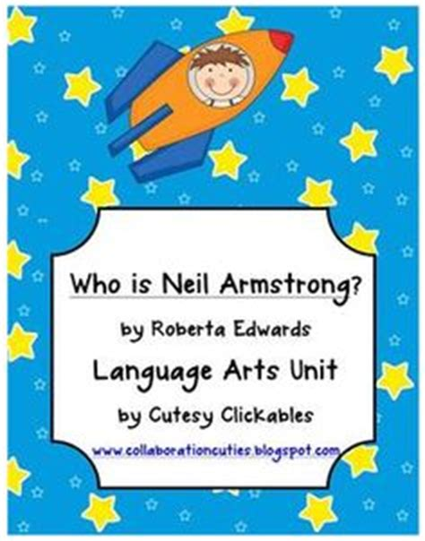 neil armstrong biography for second graders free primary source lesson plan 2nd 3rd 4th grade