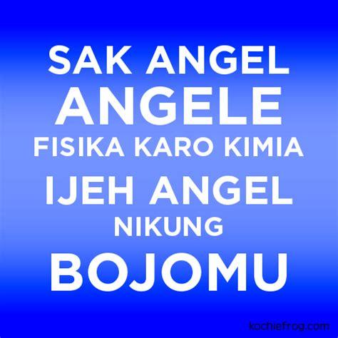 bahasa tegal lucu dp bbm kata bijak gokil bahasa jawa dp bbm kata bijak