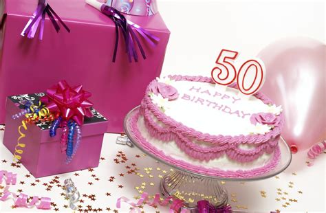 50th Birthday Cakes for Women: Funny Themes to Choose From