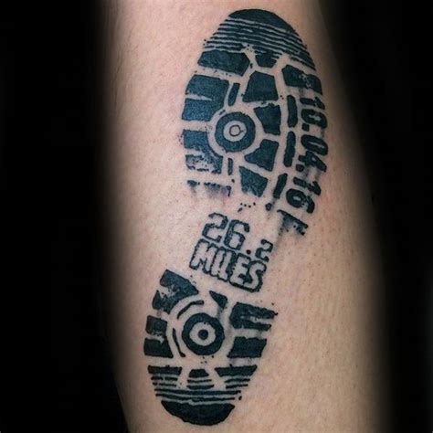 marathon tattoo 17 best ideas about run on running