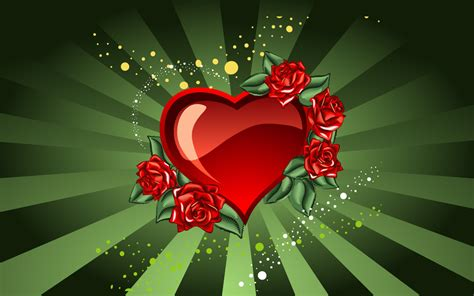 roses and hearts hearts and roses background see to world