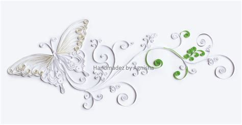 quilling template quilling handmadez by agnisha