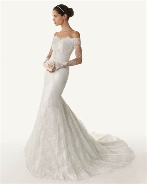 wedding dresses with the shoulder sleeves 30 gorgeous lace sleeve wedding dresses