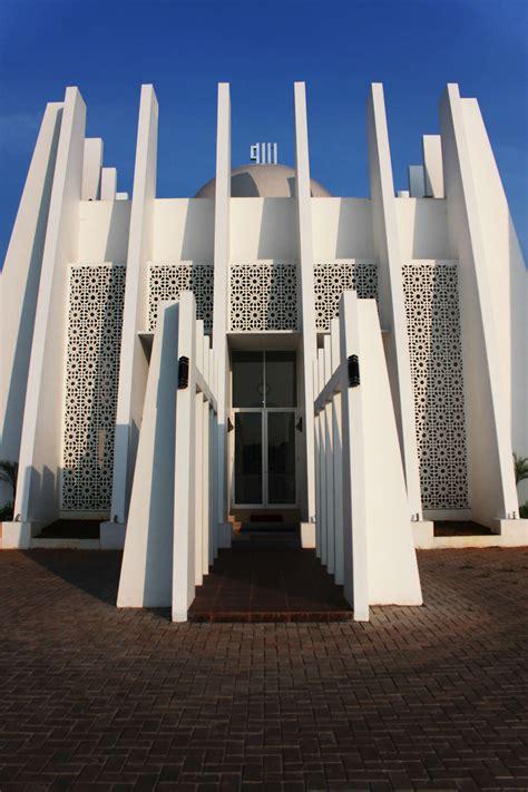 masjid architecture design masjid permata qolbu architizer