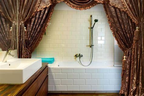 splendor double swag shower curtain splendor double swag shower curtain curtain menzilperde net