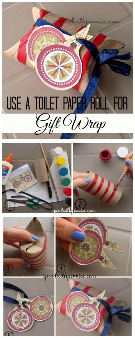 the skivvy roll has everything you need for one night 50 how to use a toilet paper roll for gift wrap