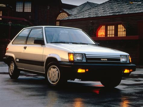 1983 Toyota Tercel 1983 Toyota Tercel Information And Photos Momentcar