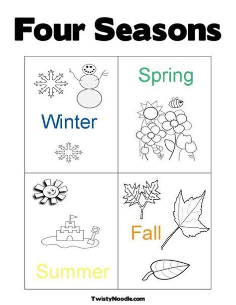 seasons coloring book colouring 1423648080 the world s catalog of ideas