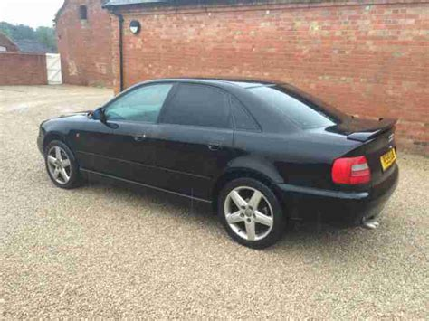 Audi A4 1 9 Tdi For Sale by Audi 1996 A4 1 9 Tdi Black Car For Sale