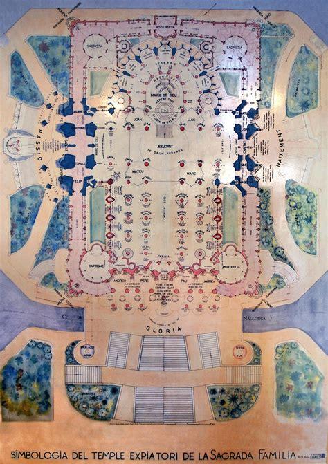 layout drawing en français sagrada fam 237 lia