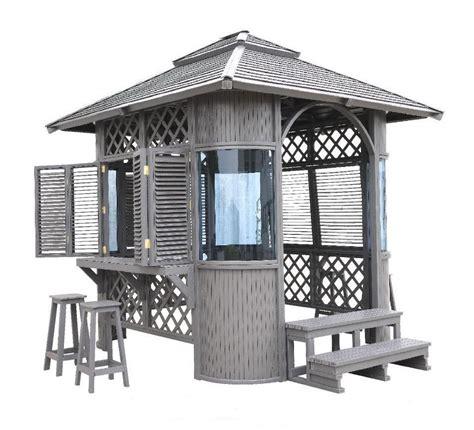 luxury eco friendly wooden outdoor bar gazebo buy wooden