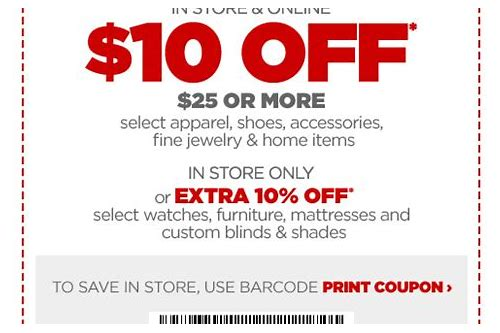 jcpenney coupon barcode